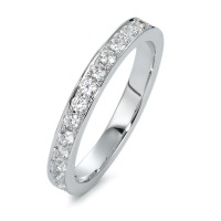 Memory Ring Silber made with Swarovski Crystal -552864