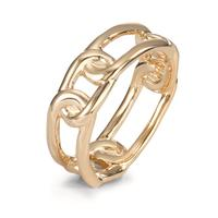 Fingerring Bronze gelb vergoldet-596124