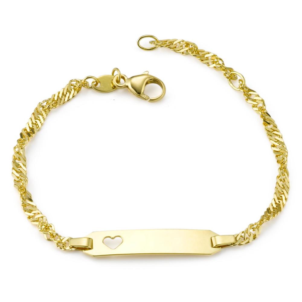 Rhomberg Schmuck: Baby Armband Gold